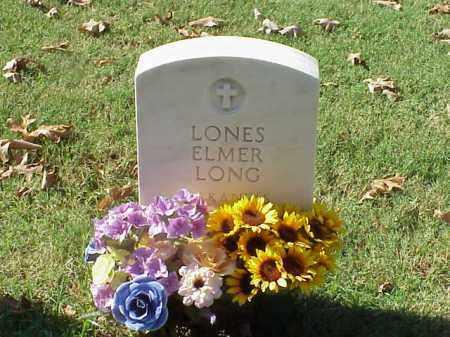 LONG (VETERAN 2 WARS), LONES ELMER - Pulaski County, Arkansas   LONES ELMER LONG (VETERAN 2 WARS) - Arkansas Gravestone Photos