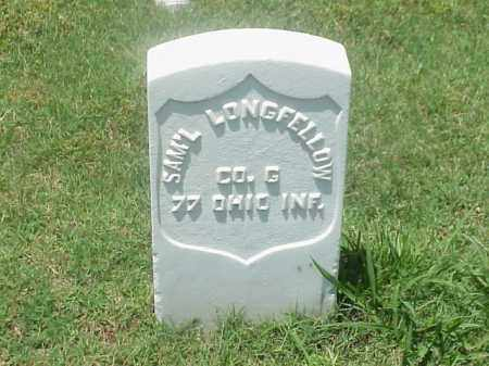 LONGFELLOW (VETERAN UNION), SAMUEL - Pulaski County, Arkansas | SAMUEL LONGFELLOW (VETERAN UNION) - Arkansas Gravestone Photos