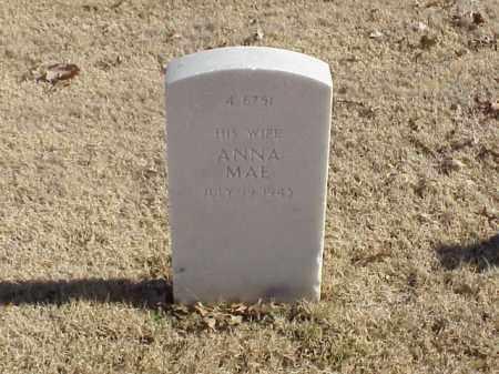 LOSEY, ANNA MAE - Pulaski County, Arkansas | ANNA MAE LOSEY - Arkansas Gravestone Photos