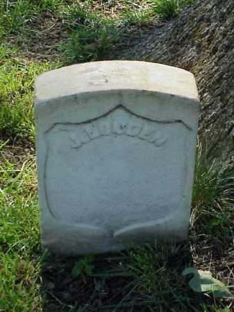 LOUDON (VETERAN UNION), J - Pulaski County, Arkansas   J LOUDON (VETERAN UNION) - Arkansas Gravestone Photos