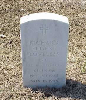 LOVELESS (VETERAN VIET), RICHARD EUGENE - Pulaski County, Arkansas | RICHARD EUGENE LOVELESS (VETERAN VIET) - Arkansas Gravestone Photos