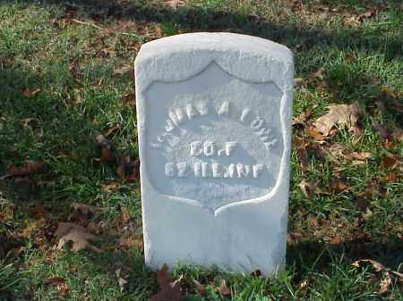 LOWE (VETERAN UNION), THOMAS A - Pulaski County, Arkansas   THOMAS A LOWE (VETERAN UNION) - Arkansas Gravestone Photos