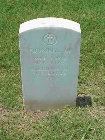 LOYD, DONNA M - Pulaski County, Arkansas | DONNA M LOYD - Arkansas Gravestone Photos