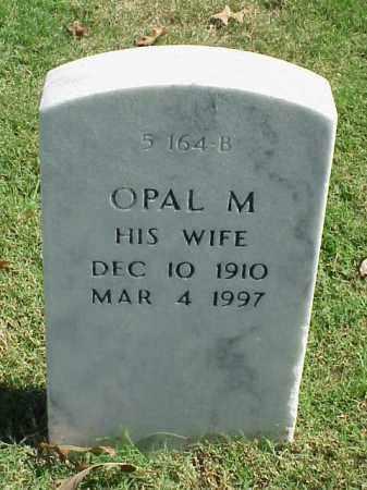 LUCAS, OPAL M - Pulaski County, Arkansas | OPAL M LUCAS - Arkansas Gravestone Photos