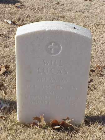 LUCAS (VETERAN WWI), WILL - Pulaski County, Arkansas | WILL LUCAS (VETERAN WWI) - Arkansas Gravestone Photos