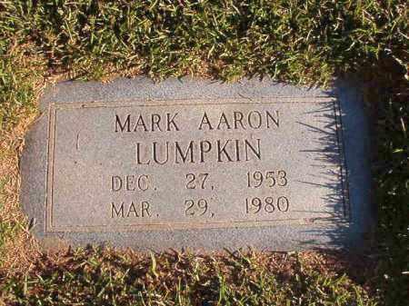 LUMPKIN, MARK AARON - Pulaski County, Arkansas | MARK AARON LUMPKIN - Arkansas Gravestone Photos