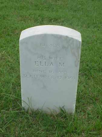 LUSTER, ELLA M - Pulaski County, Arkansas | ELLA M LUSTER - Arkansas Gravestone Photos