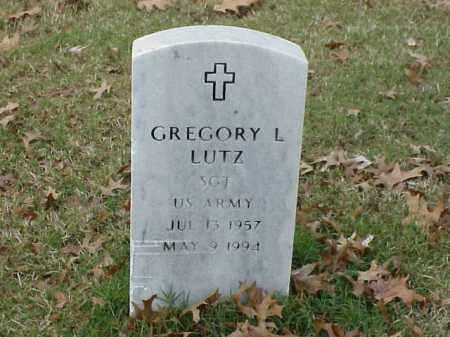 LUTZ (VETERAN), GREGORY L - Pulaski County, Arkansas | GREGORY L LUTZ (VETERAN) - Arkansas Gravestone Photos
