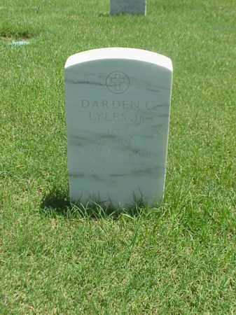 LYLES, JR (VETERAN WWII), DARDEN C - Pulaski County, Arkansas   DARDEN C LYLES, JR (VETERAN WWII) - Arkansas Gravestone Photos