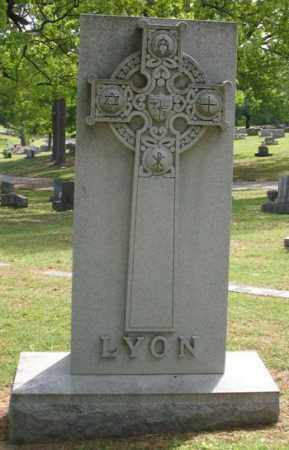 LYON, FAMILY MEMORIAL - Pulaski County, Arkansas | FAMILY MEMORIAL LYON - Arkansas Gravestone Photos