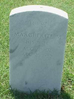 LYON, MARGUERITE M - Pulaski County, Arkansas | MARGUERITE M LYON - Arkansas Gravestone Photos