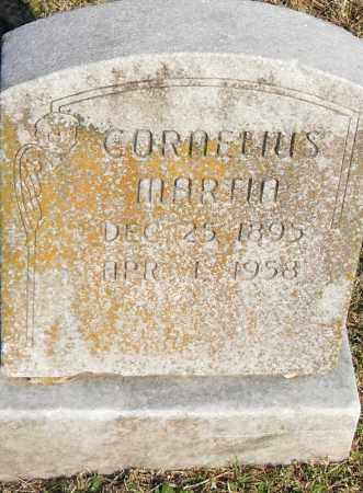 M ARTIN, CORNELIUS - Pulaski County, Arkansas | CORNELIUS M ARTIN - Arkansas Gravestone Photos