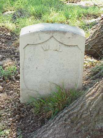 M (VETERAN UNION), W - Pulaski County, Arkansas | W M (VETERAN UNION) - Arkansas Gravestone Photos
