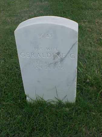 MABRY, GERALDINE C - Pulaski County, Arkansas | GERALDINE C MABRY - Arkansas Gravestone Photos