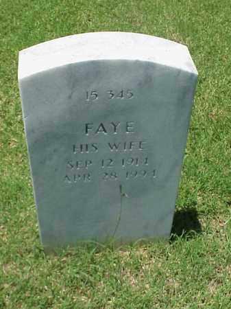 MACK, FAYE D. - Pulaski County, Arkansas | FAYE D. MACK - Arkansas Gravestone Photos