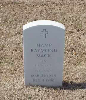 MACK (VETERAN VIET), HAMP RAYMOND - Pulaski County, Arkansas | HAMP RAYMOND MACK (VETERAN VIET) - Arkansas Gravestone Photos