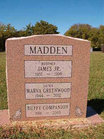 GREENWOOD, MARVA - Pulaski County, Arkansas | MARVA GREENWOOD - Arkansas Gravestone Photos