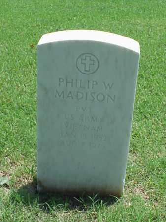 MADISON (VETERAN VIET), PHILIP W - Pulaski County, Arkansas | PHILIP W MADISON (VETERAN VIET) - Arkansas Gravestone Photos