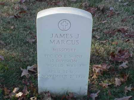 MAECUS (VETERAN WWI), JAMES J - Pulaski County, Arkansas | JAMES J MAECUS (VETERAN WWI) - Arkansas Gravestone Photos