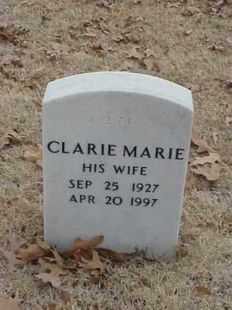 MAGAR, CLAIRE MARIE - Pulaski County, Arkansas | CLAIRE MARIE MAGAR - Arkansas Gravestone Photos