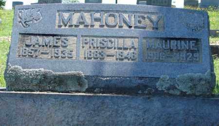 MAHONEY, JAMES - Pulaski County, Arkansas | JAMES MAHONEY - Arkansas Gravestone Photos