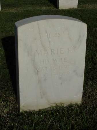 MAIN, MARIE F - Pulaski County, Arkansas | MARIE F MAIN - Arkansas Gravestone Photos