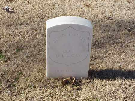 MAIN (VETERAN UNION), JOHN F - Pulaski County, Arkansas   JOHN F MAIN (VETERAN UNION) - Arkansas Gravestone Photos