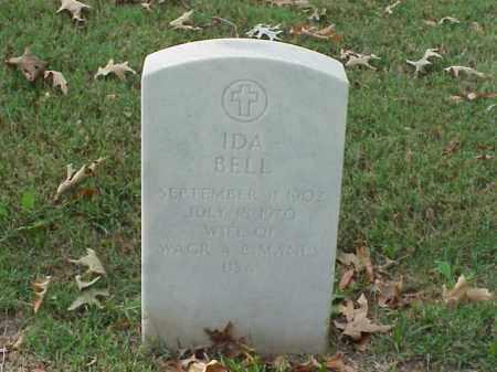 MANUS, IDA BELL - Pulaski County, Arkansas | IDA BELL MANUS - Arkansas Gravestone Photos