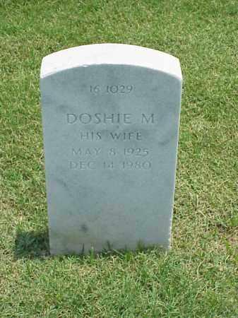 MARGISON, DOSHIE M - Pulaski County, Arkansas | DOSHIE M MARGISON - Arkansas Gravestone Photos