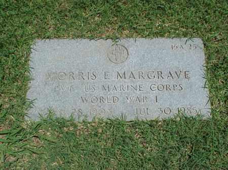 MARGRAVE (VETERAN WWI), MORRIS E - Pulaski County, Arkansas   MORRIS E MARGRAVE (VETERAN WWI) - Arkansas Gravestone Photos