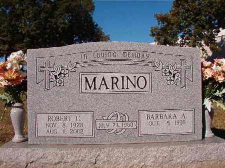 MARINO, ROBERT C - Pulaski County, Arkansas   ROBERT C MARINO - Arkansas Gravestone Photos