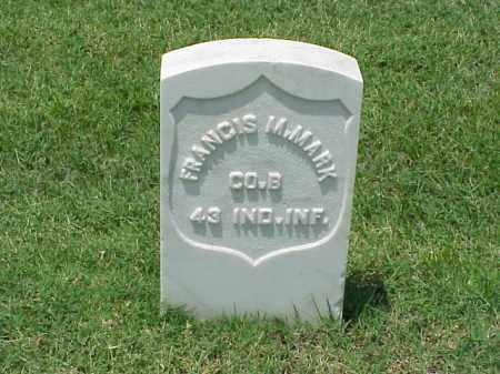 MARK (VETERAN UNION), FRANCIS - Pulaski County, Arkansas | FRANCIS MARK (VETERAN UNION) - Arkansas Gravestone Photos