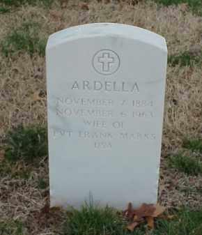 MARKS, ARDELLA - Pulaski County, Arkansas   ARDELLA MARKS - Arkansas Gravestone Photos