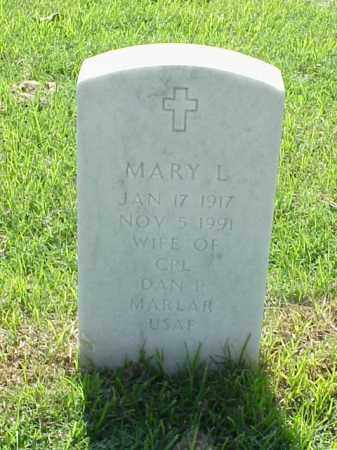 MARLAR, MARY - Pulaski County, Arkansas | MARY MARLAR - Arkansas Gravestone Photos