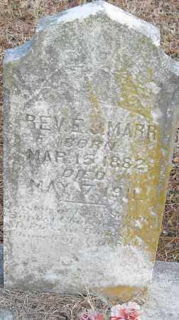 MARR REV, E J - Pulaski County, Arkansas | E J MARR REV - Arkansas Gravestone Photos