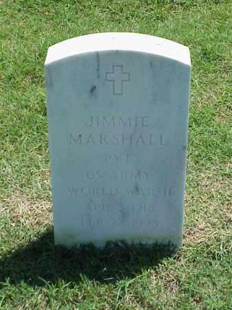 MARSHALL (VETERAN WWII), JIMMIE - Pulaski County, Arkansas | JIMMIE MARSHALL (VETERAN WWII) - Arkansas Gravestone Photos