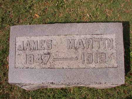 MARTIN, JAMES - Pulaski County, Arkansas | JAMES MARTIN - Arkansas Gravestone Photos