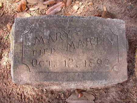 MARTIN, MARY - Pulaski County, Arkansas   MARY MARTIN - Arkansas Gravestone Photos