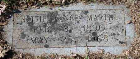 MARTIN, NETTIE LEAH - Pulaski County, Arkansas | NETTIE LEAH MARTIN - Arkansas Gravestone Photos