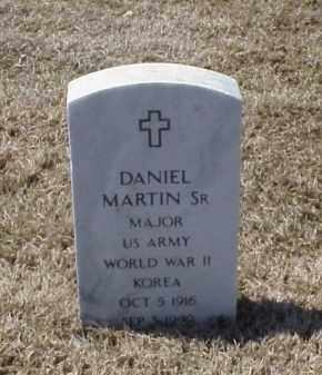 MARTIN, SR (VETERAN 2 WARS), DANIEL - Pulaski County, Arkansas | DANIEL MARTIN, SR (VETERAN 2 WARS) - Arkansas Gravestone Photos