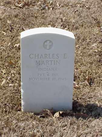 MARTIN (VETERAN SAW), CHARLES E - Pulaski County, Arkansas | CHARLES E MARTIN (VETERAN SAW) - Arkansas Gravestone Photos
