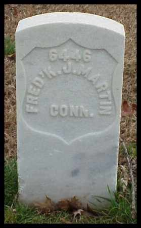 MARTIN (VETERAN SAW), FREDERICK J - Pulaski County, Arkansas | FREDERICK J MARTIN (VETERAN SAW) - Arkansas Gravestone Photos