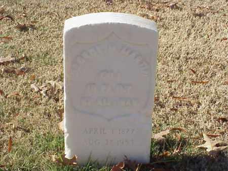 MARTIN (VETERAN SAW), GEORGE H - Pulaski County, Arkansas | GEORGE H MARTIN (VETERAN SAW) - Arkansas Gravestone Photos