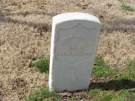 MARTIN (VETERAN UNION), JOHN - Pulaski County, Arkansas   JOHN MARTIN (VETERAN UNION) - Arkansas Gravestone Photos