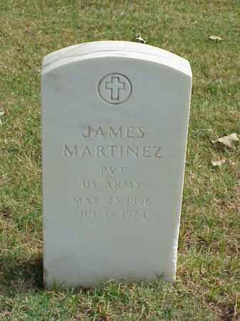 MARTINEZ (VETERAN), JAMES - Pulaski County, Arkansas   JAMES MARTINEZ (VETERAN) - Arkansas Gravestone Photos
