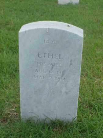 MASTERS, ETHEL - Pulaski County, Arkansas | ETHEL MASTERS - Arkansas Gravestone Photos