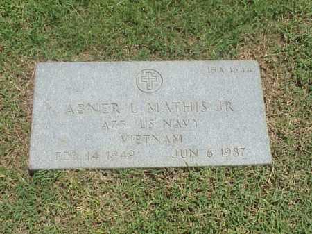 MATHIS (VETERAN VIET), ABNER L - Pulaski County, Arkansas | ABNER L MATHIS (VETERAN VIET) - Arkansas Gravestone Photos