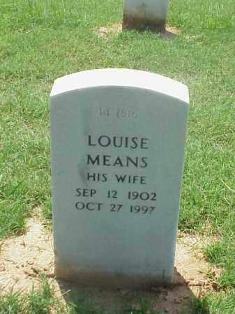 MATSEK, LOUISE - Pulaski County, Arkansas   LOUISE MATSEK - Arkansas Gravestone Photos