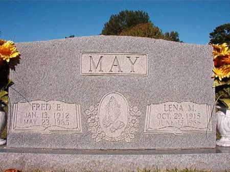 MAY, LENA M - Pulaski County, Arkansas | LENA M MAY - Arkansas Gravestone Photos