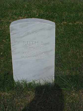 MAY, RUTH B - Pulaski County, Arkansas | RUTH B MAY - Arkansas Gravestone Photos